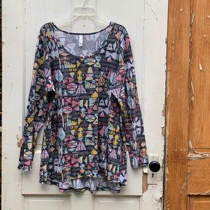 LuLaRoe top Size 3X